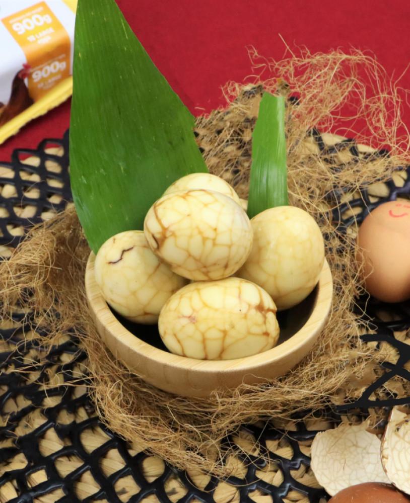 Tea Eggs 茶葉蛋